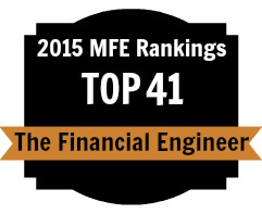 TFE MFE Top 41 Badge