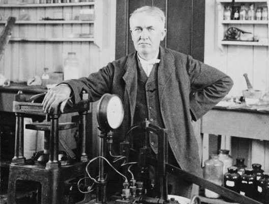Bitcoin – Inspired by Edison?