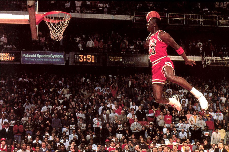 Michael Jordan's 10 Lessons on Winning
