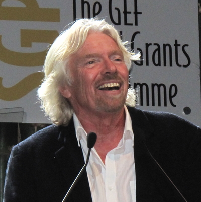 7 Quotes from Richard Branson