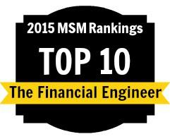 2015 MSM Top 10 Rankings Badge