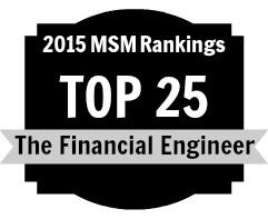 2015 MSM Top 25 Rankings Badge