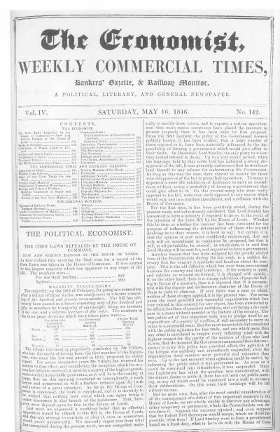 The_Economist_May_16_1846
