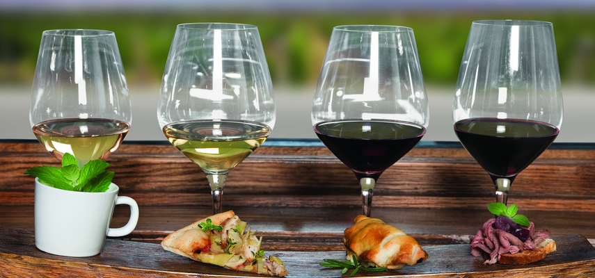 Wine Pairing Chart