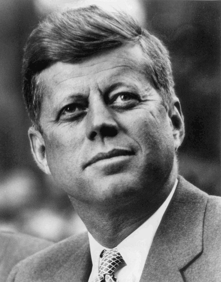 an introduction to the assassination of john f kennedy the president of the united states Although president john f kennedy wanted american  president john kennedy announced in a  sixth president of the united states following the assassination.