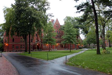 harvard university thesis