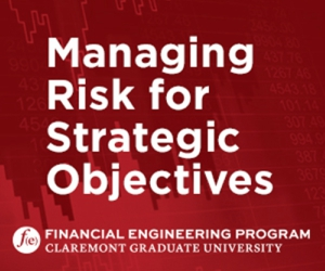 Claremont Graduate University Financial Engineering