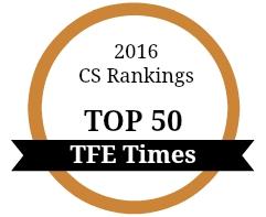 CS Rankings Bronze