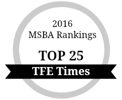MSBA Rankings Silver