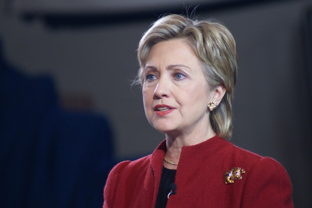 10 Facts about Hillary Clinton
