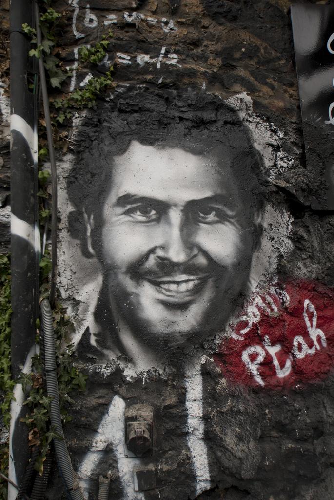 Pablo Escobar Vermögen