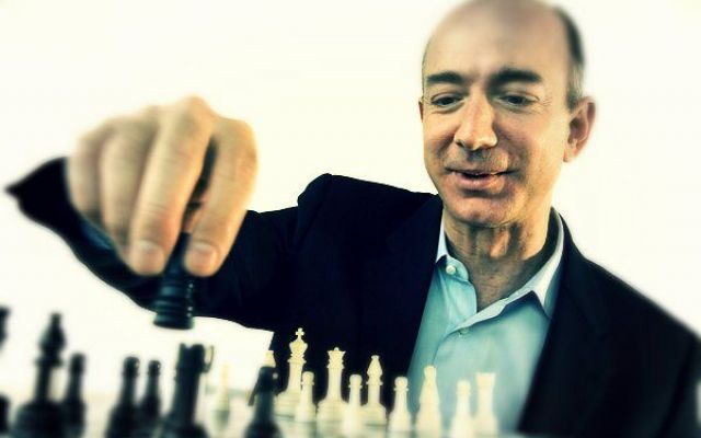 9 Facts about Jeff Bezos