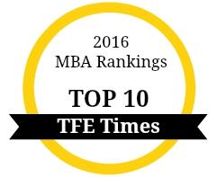 MBA Rankings Gold