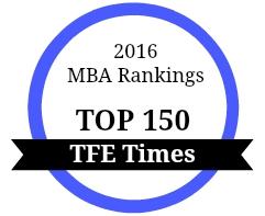 MBA Rankings Top 150