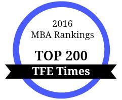 MBA Rankings Top 200