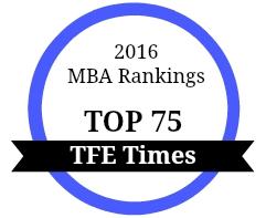 MBA Rankings Top 75