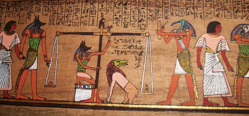 egyptian mythology family tree