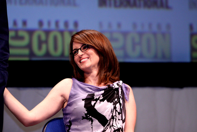6 Facts about Tina Fey