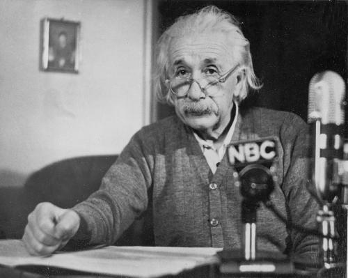 an interview with albert einstein Albert einstein's riddle are you in the top 2% of intelligent people in the world solve the riddle and find out there are no tricks, just pure logic, so good luck and don't give up.