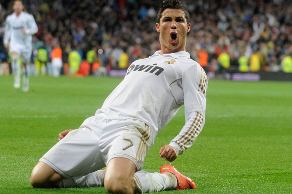 6 Facts about Cristiano Ronaldo