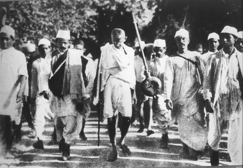 9 Facts about Gandhi