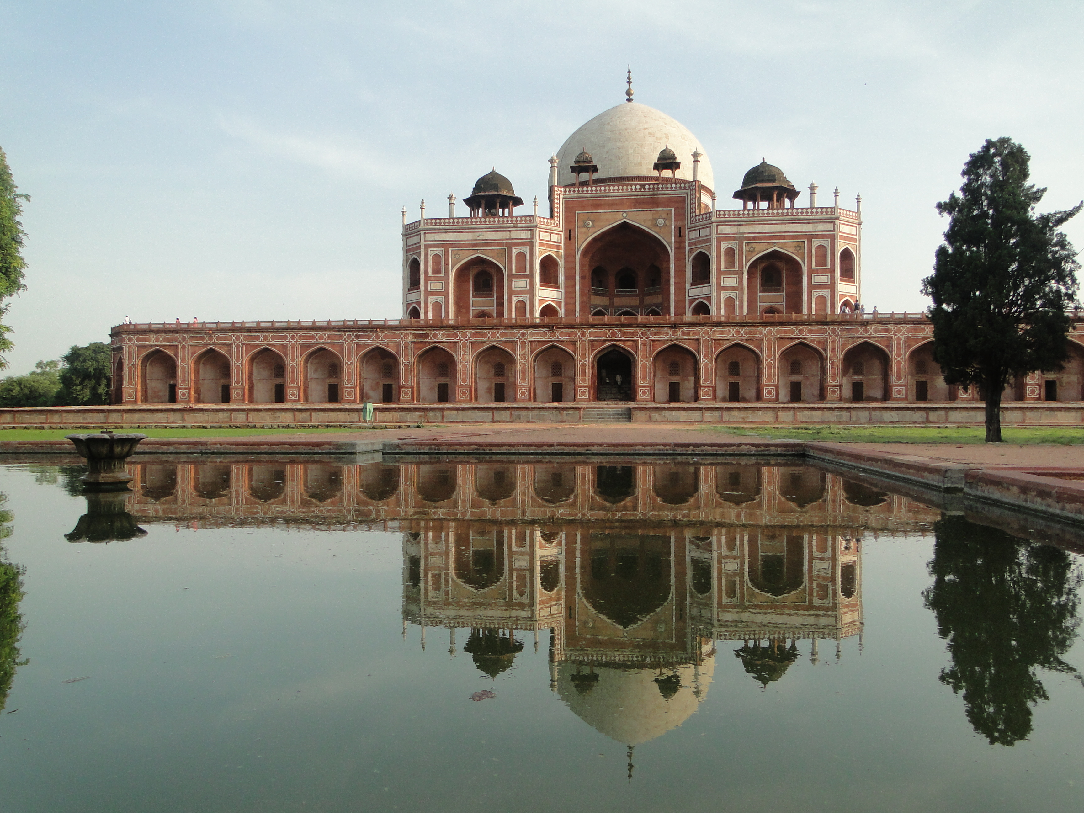 Humayuns_Tomb_India