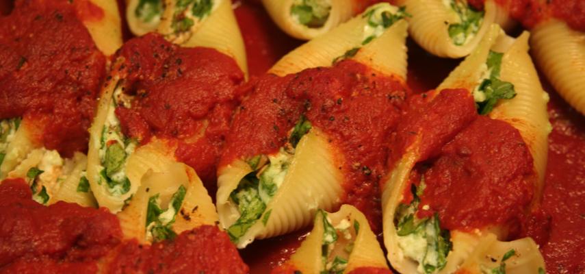 stuffed pasta