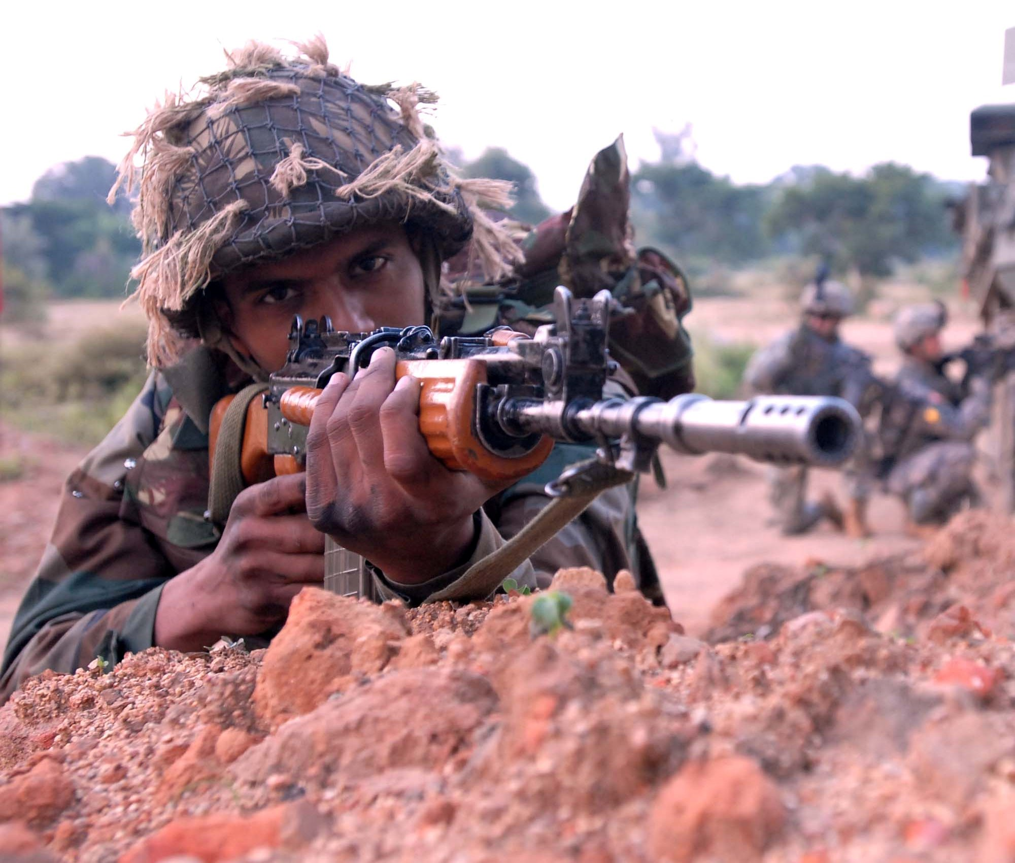 Indian_Army_soldier_at_Camp_Babina