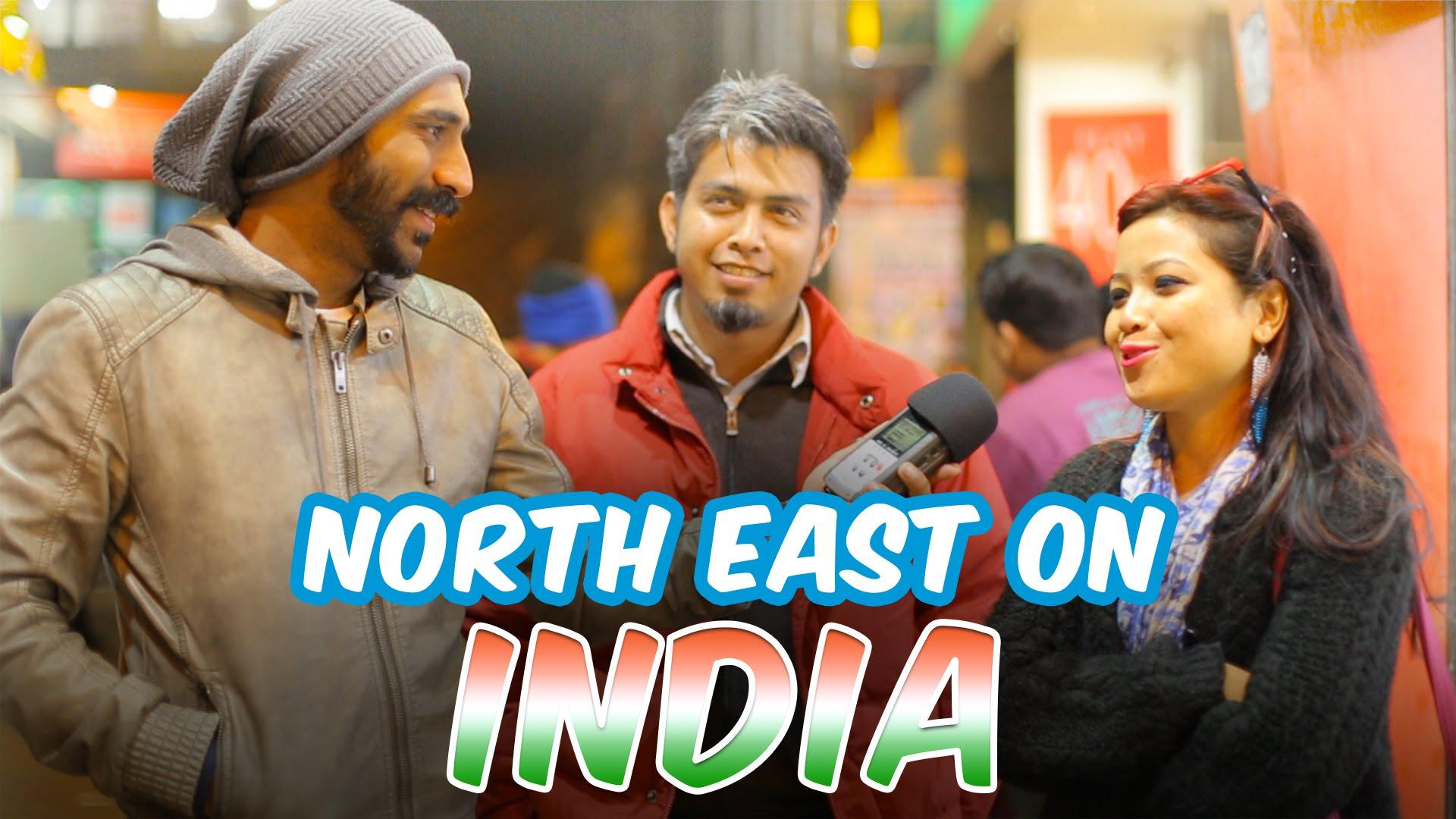 North East on India