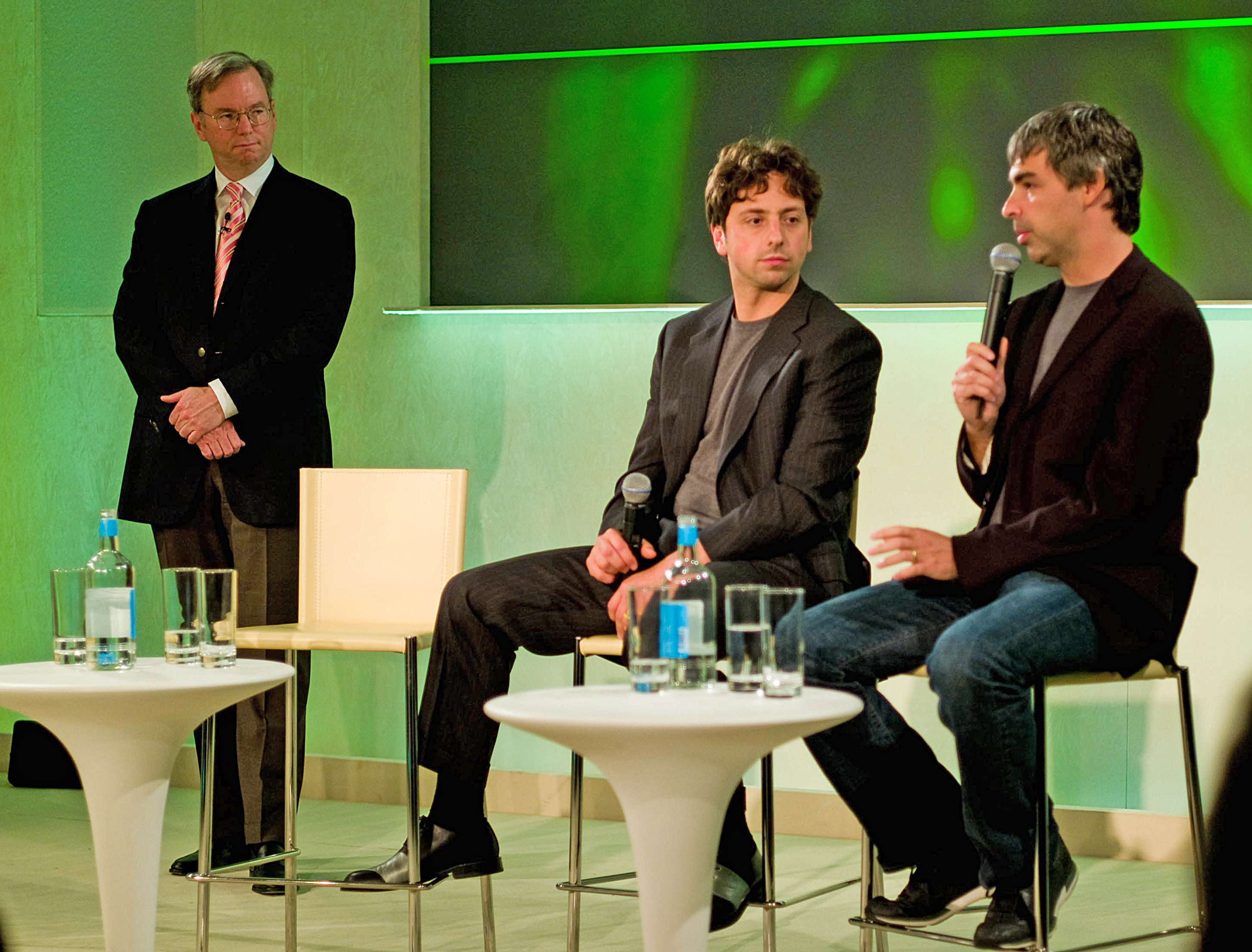 8 Facts about Larry Page and Sergey Brin