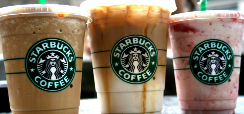 The Anatomy of a Starbucks Beverage