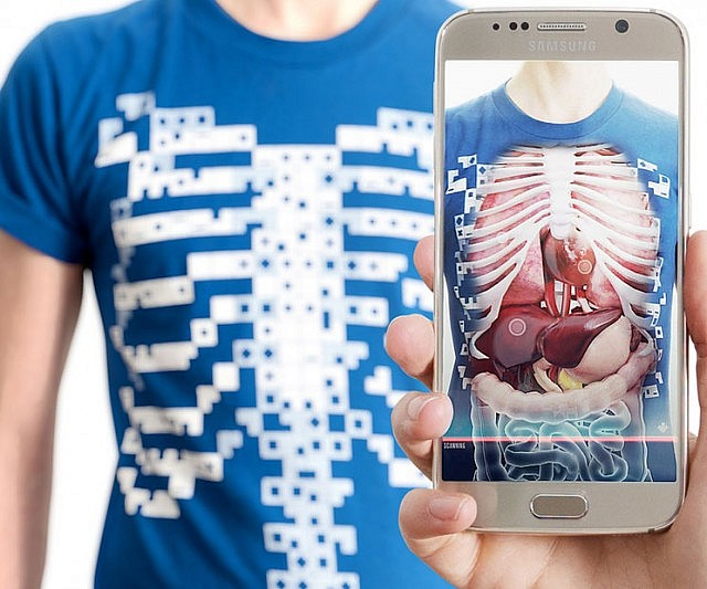 Virtual Anatomy T-Shirt