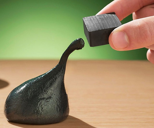 neat magnetic putty