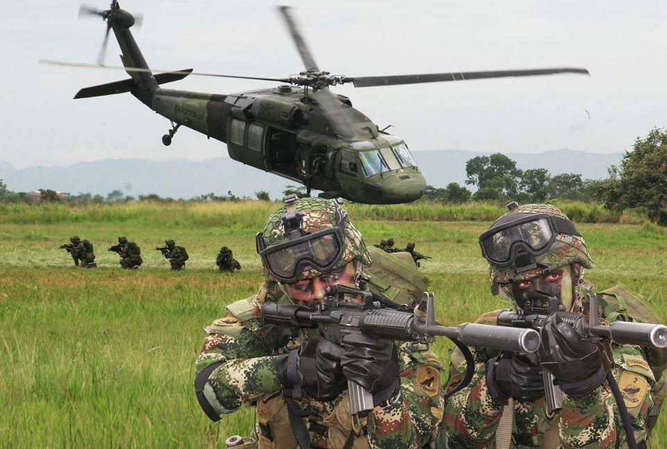 colombian guerillas