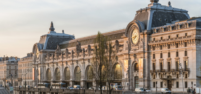 Top 10 Museums in Paris