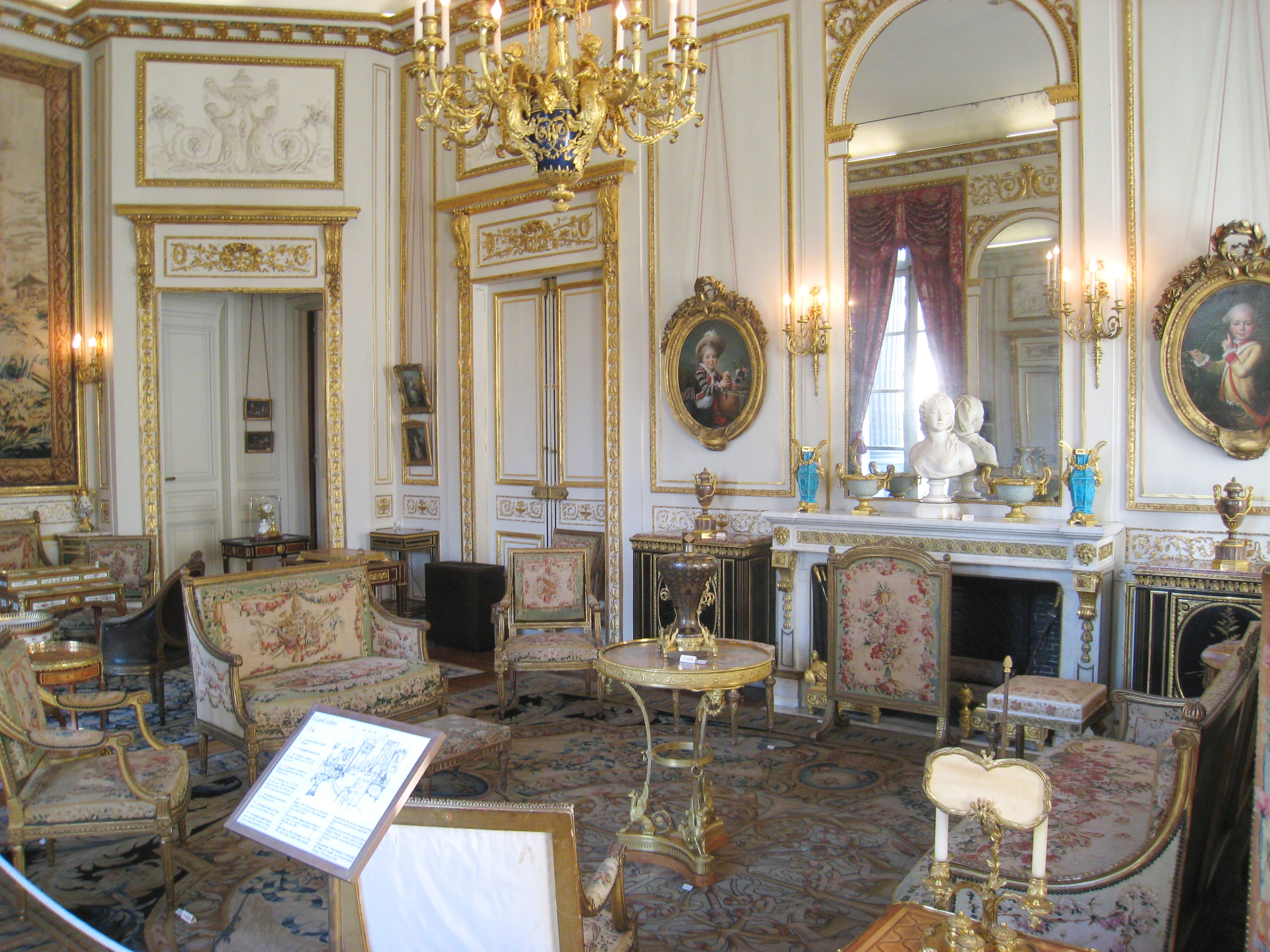 Top 10 museums in paris tfe times for Salon des entrepreneurs de paris