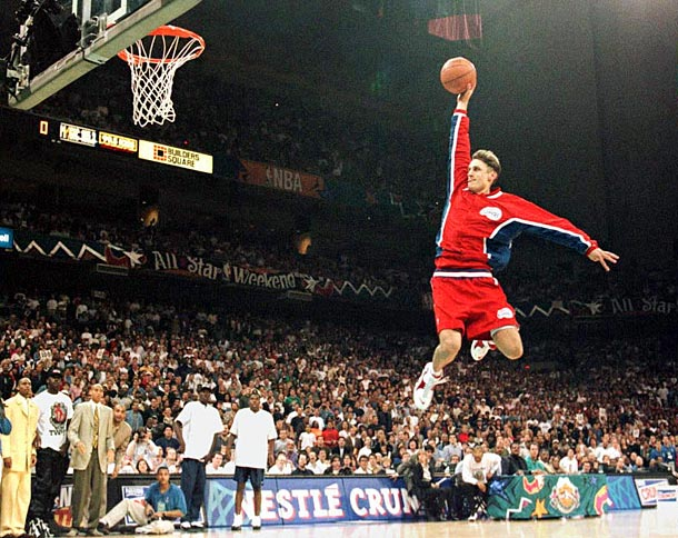 NBA Slam Dunk Contest Greatest Records | TFE Times