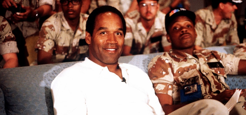 10 Facts about OJ Simpson