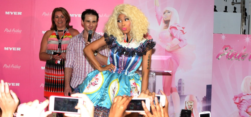 5 Facts about Nicki Minaj