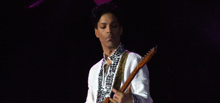 6 Facts about Prince
