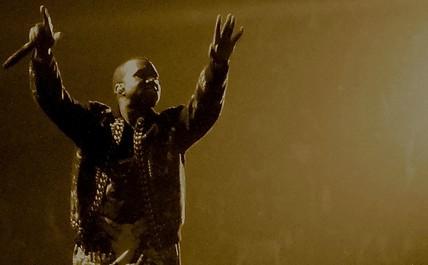 Kanye and Jay Z
