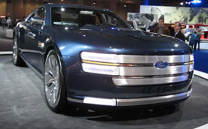 Ford blue