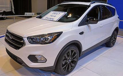 Ford white