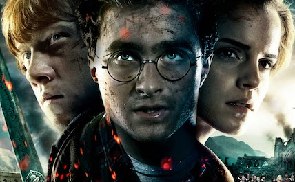 Harry, Hermione, and Ronald