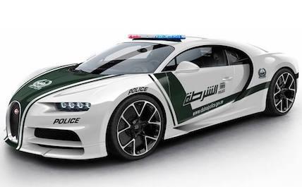 Bugatti police