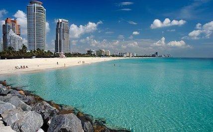 Miami ocean