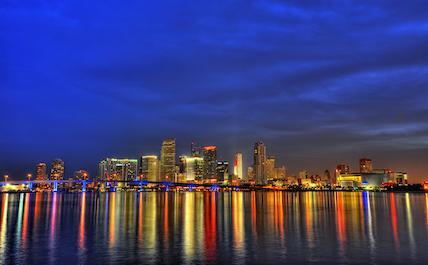 Miami lights