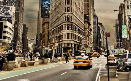 New York City cars
