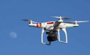 A Look at Drones as a Data Service