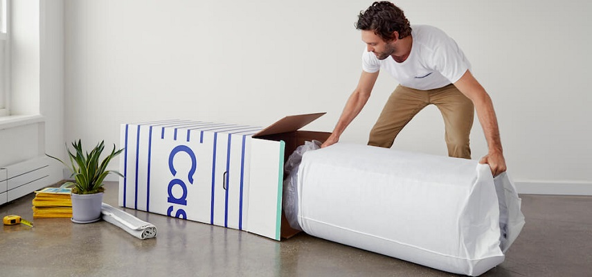 How Silicon Valley Fell in Love with the Online Mattress